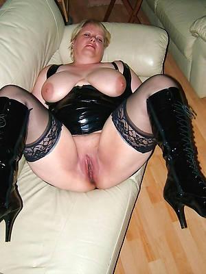 best mature in latex porno pics
