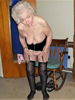 sexy grandma denuded porn pix