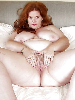 naked pics be proper of petite grown-up redhead