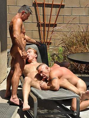 hot sexy mature threesome