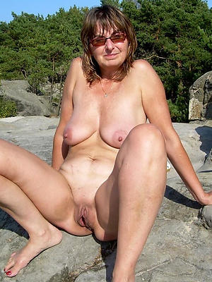 grotty shaved mature pics