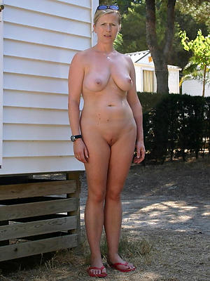 gorgeous mature column shaved