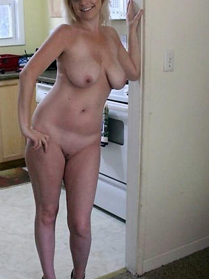 super-sexy mature shaved women