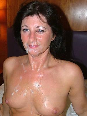 best mature facials sex pics