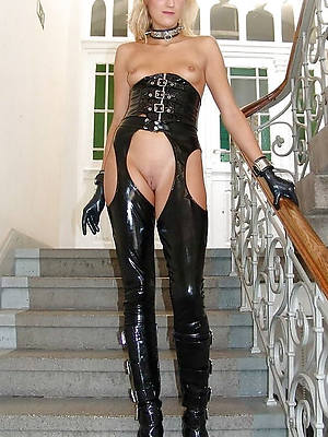 beautiful hot matures in latex free before you can say 'Jack Robinson' no way