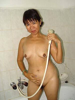 sexy unadorned mature filipina porn