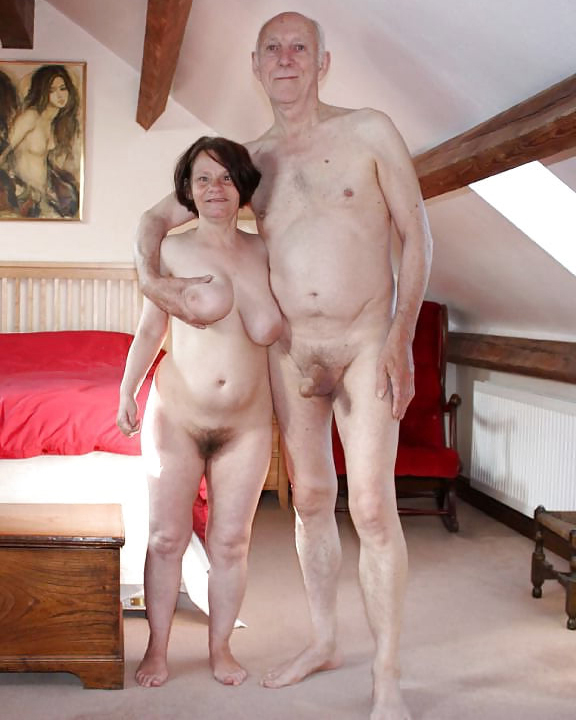 Old couples porn photos