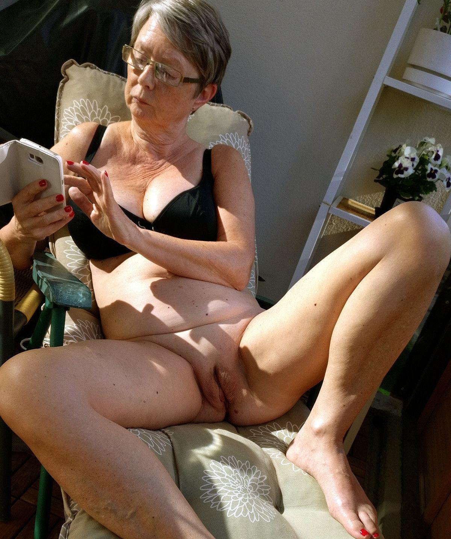 Real homemade granny porn