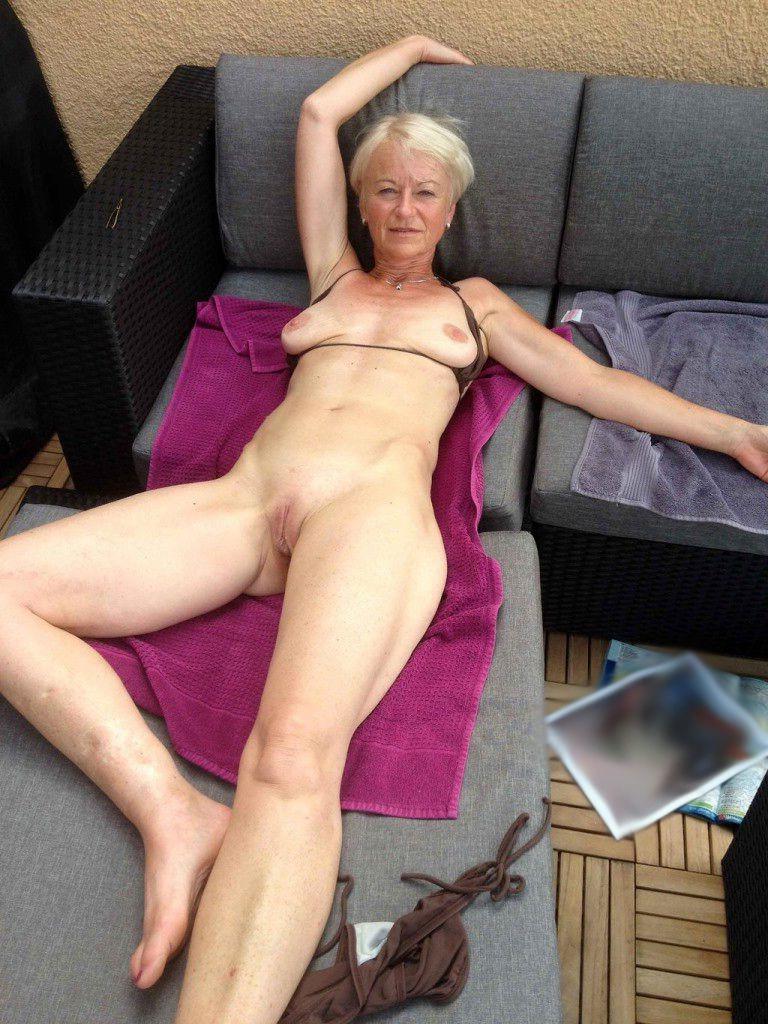 Mature brüste