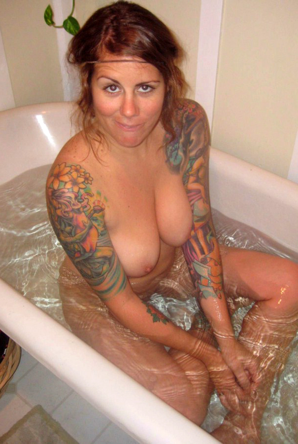 naught hot mature body of men with tattoos