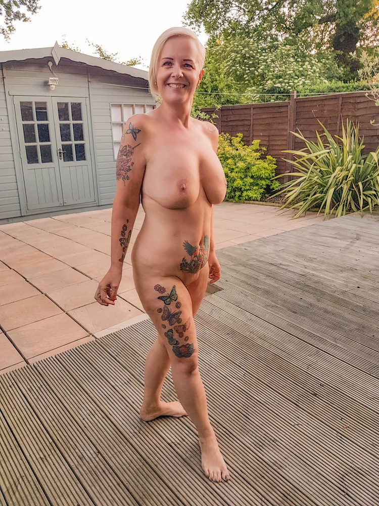 porn pics of nude mature women relating to tattoos