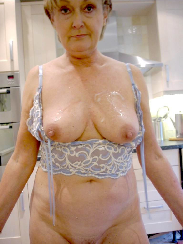 Nude grandma